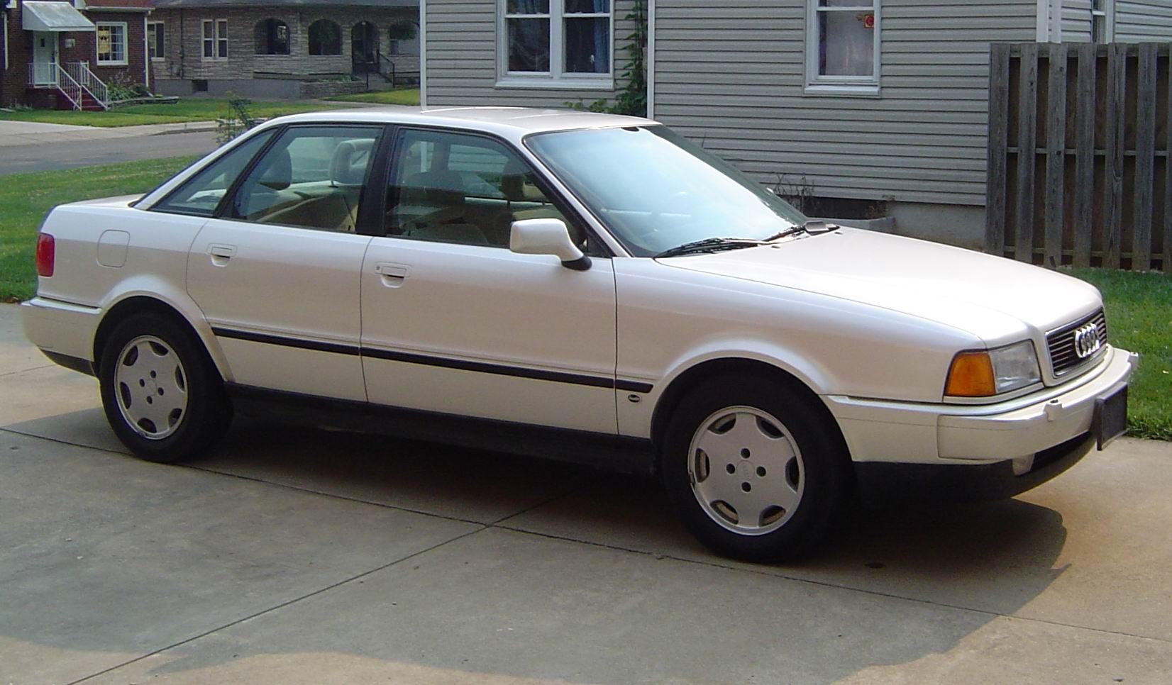 1998 Audi A8 Junkyard Find