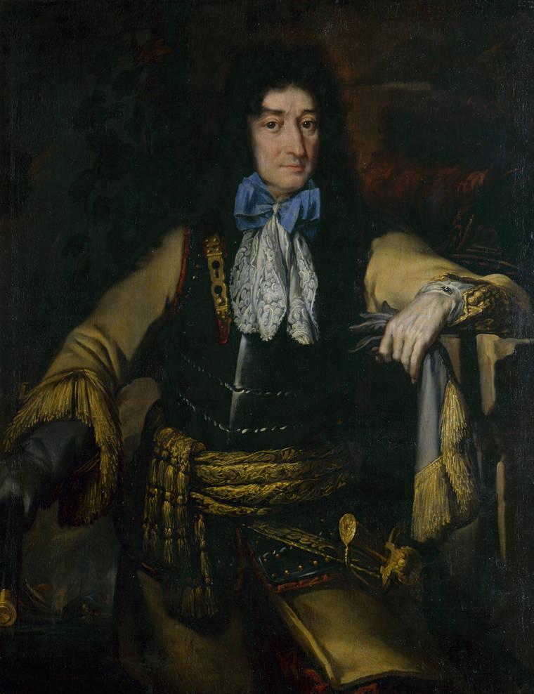 Wolf Caspar von Klengel German builder, architect and officer