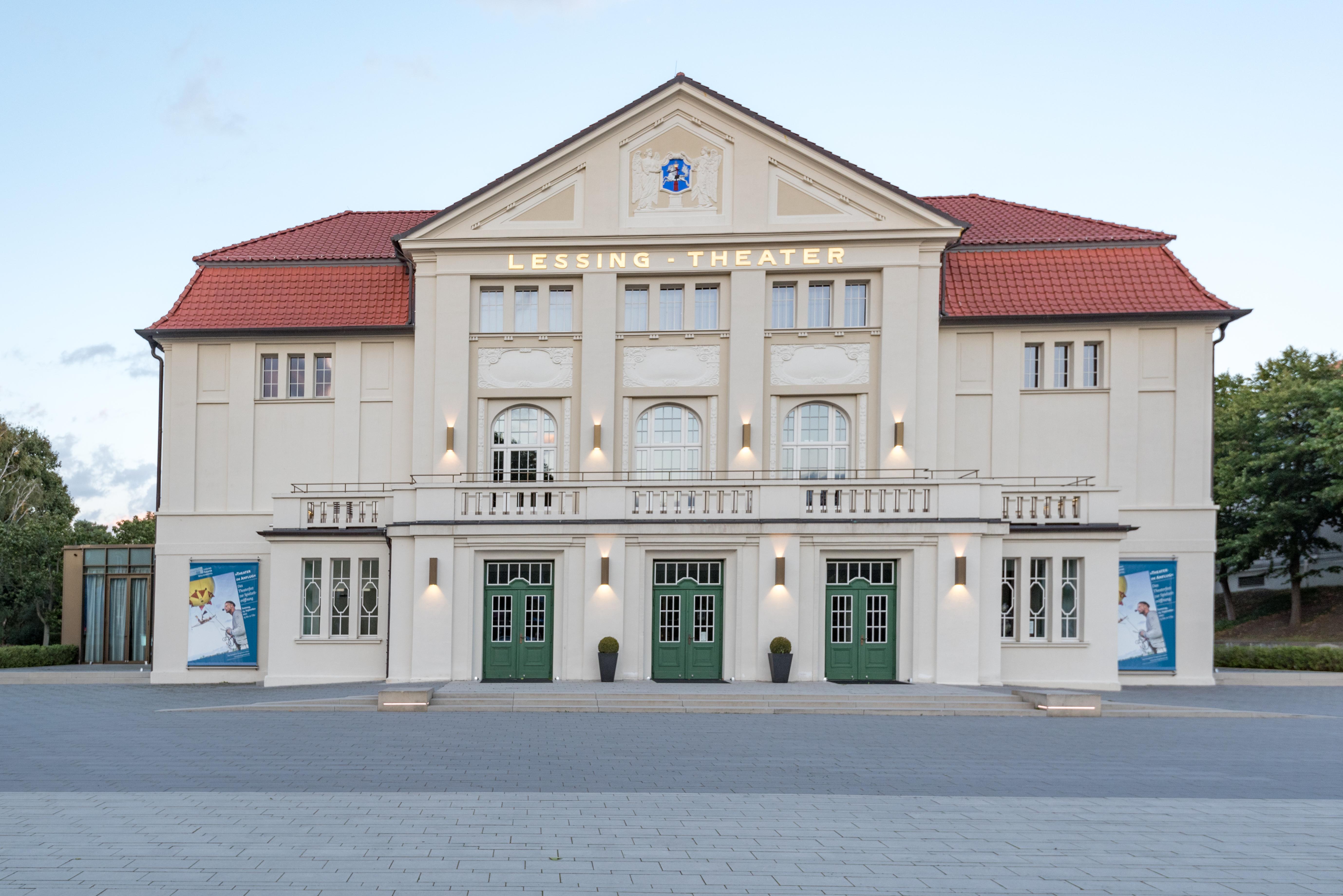 Harztorwall Wolfenbüttel