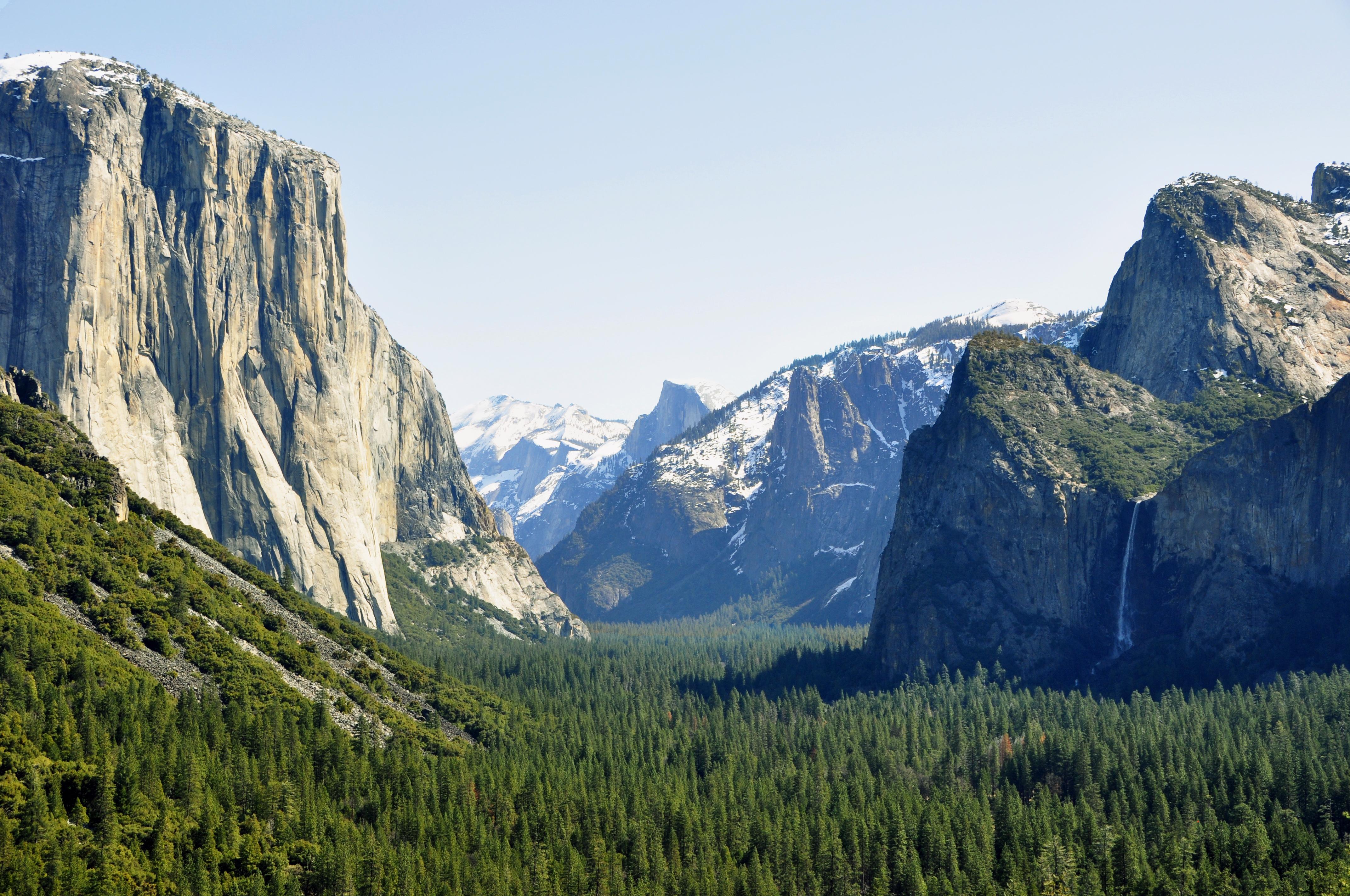 Other Yosemite Valleyedit Yosemite National Park