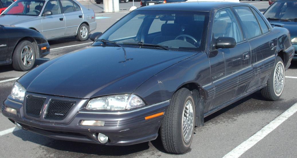 File92 95 Pontiac Grand Am
