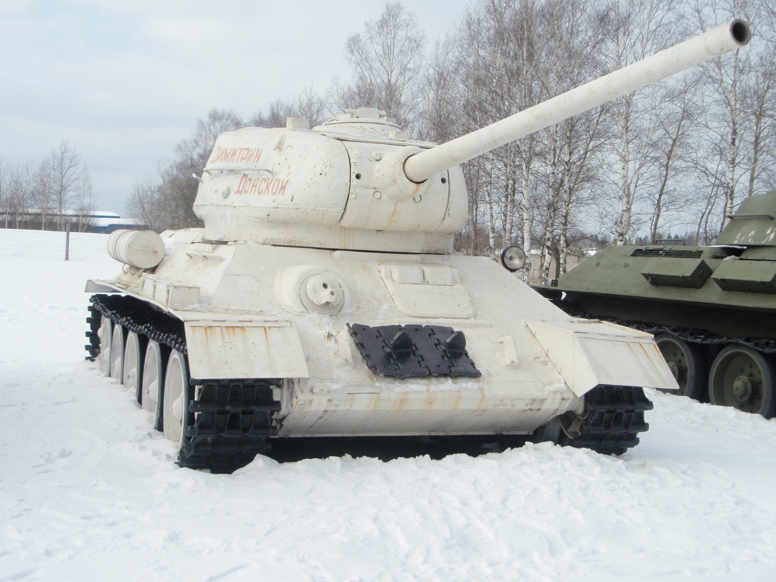 File:Т-34-85 in Kubinka.jpg - Wikimedia Commons