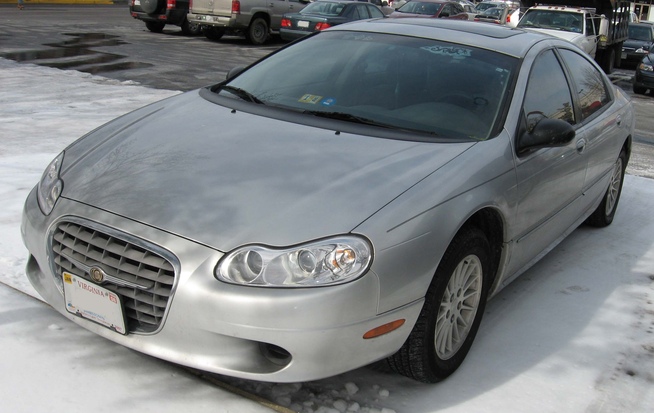 2002 chrysler concorde limited related infomation specifications. Cars Review. Best American Auto & Cars Review