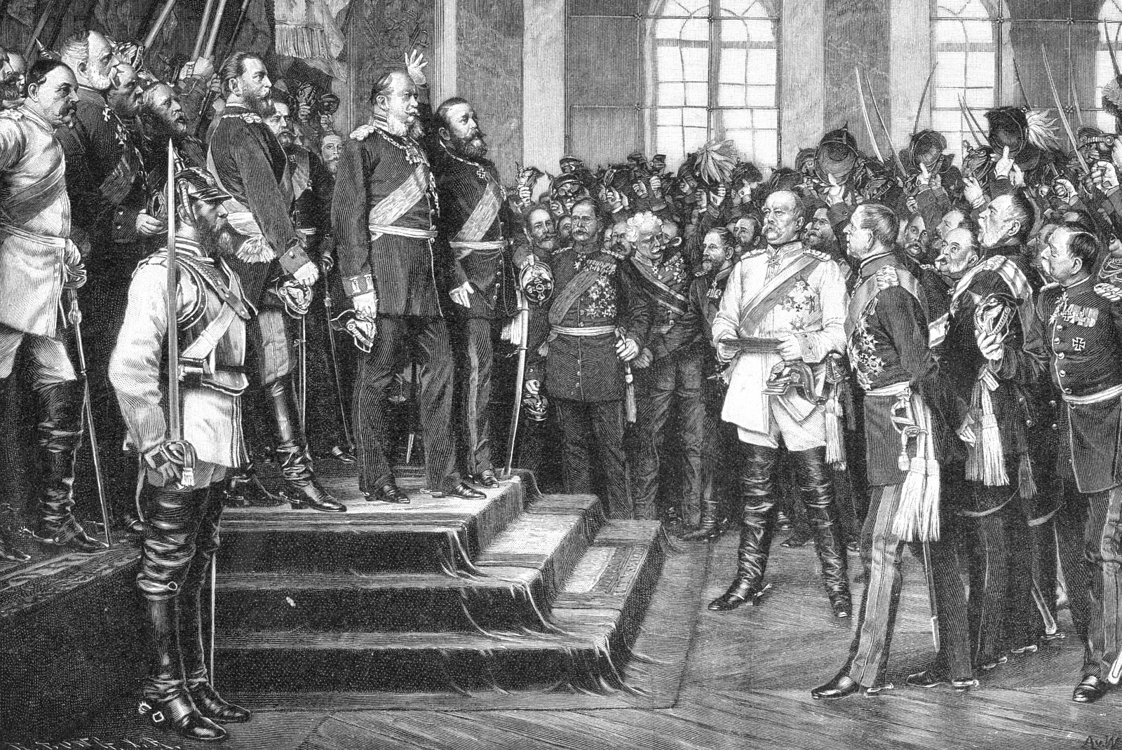 File:1871 Proclamation of the German Empire.jpg