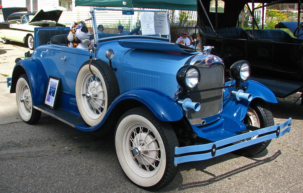 1931_Ford_Model_A_Replica