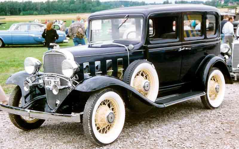 File 1932 Chevrolet Confederate Ba 4 Door Sedan Okp156 Jpg