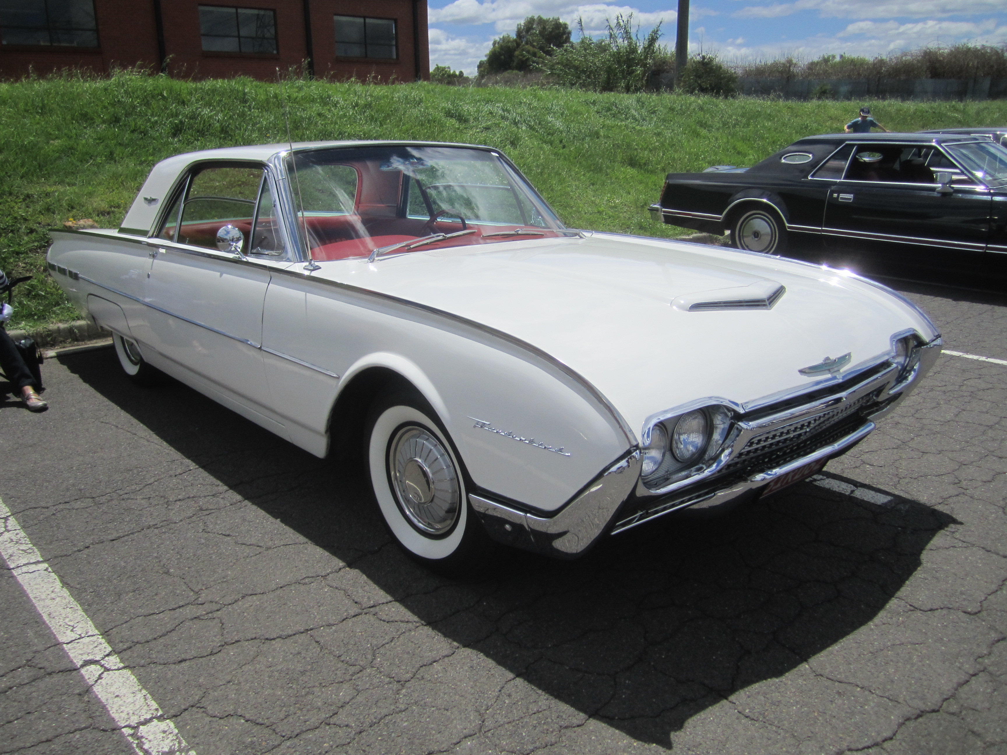 file 1962 ford thunderbird hardtop 2 jpg wikimedia commons. Cars Review. Best American Auto & Cars Review