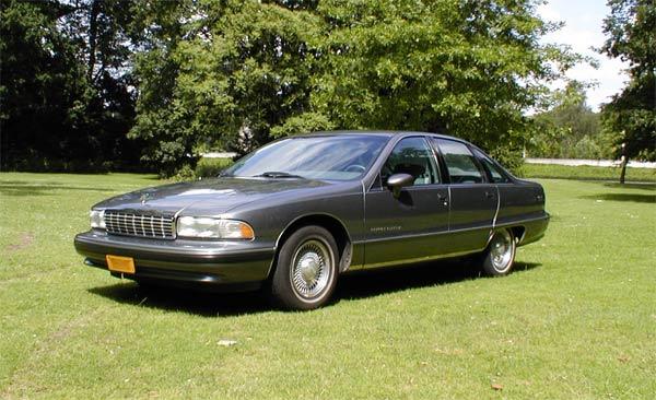 Chevrolet Caprice – Wikipédia, a enciclopédia livre