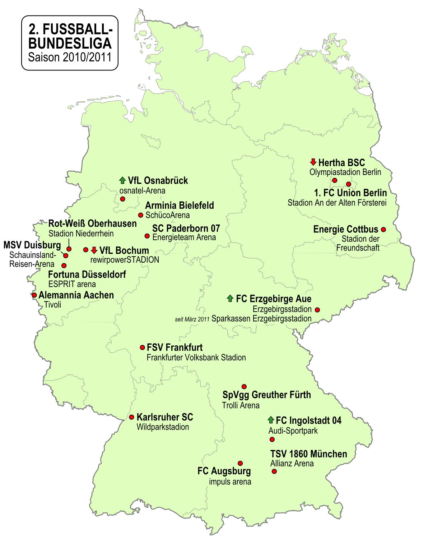 Fußball Bundesliga 2
