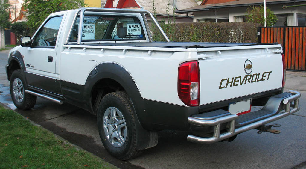 File 2006 Chevrolet Luv V6 4x4 Jpg