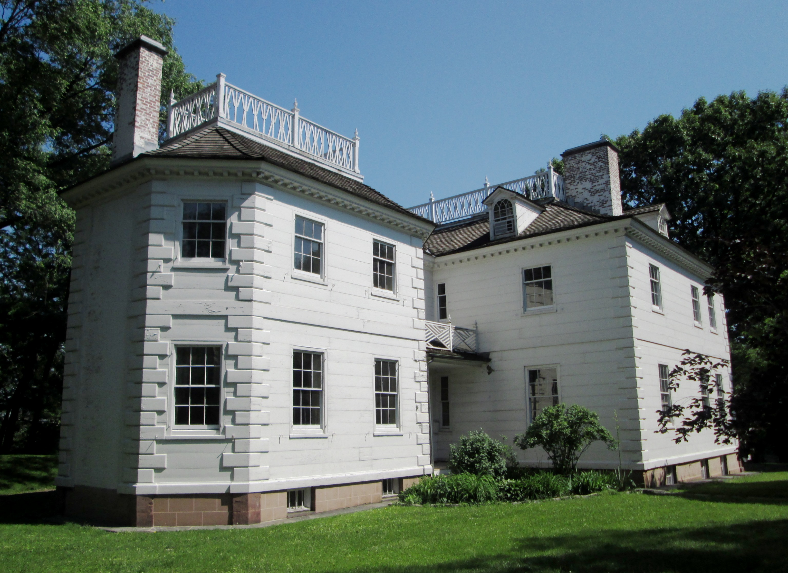 File 2014 morris jumel mansion from for 65 jumel terrace new york