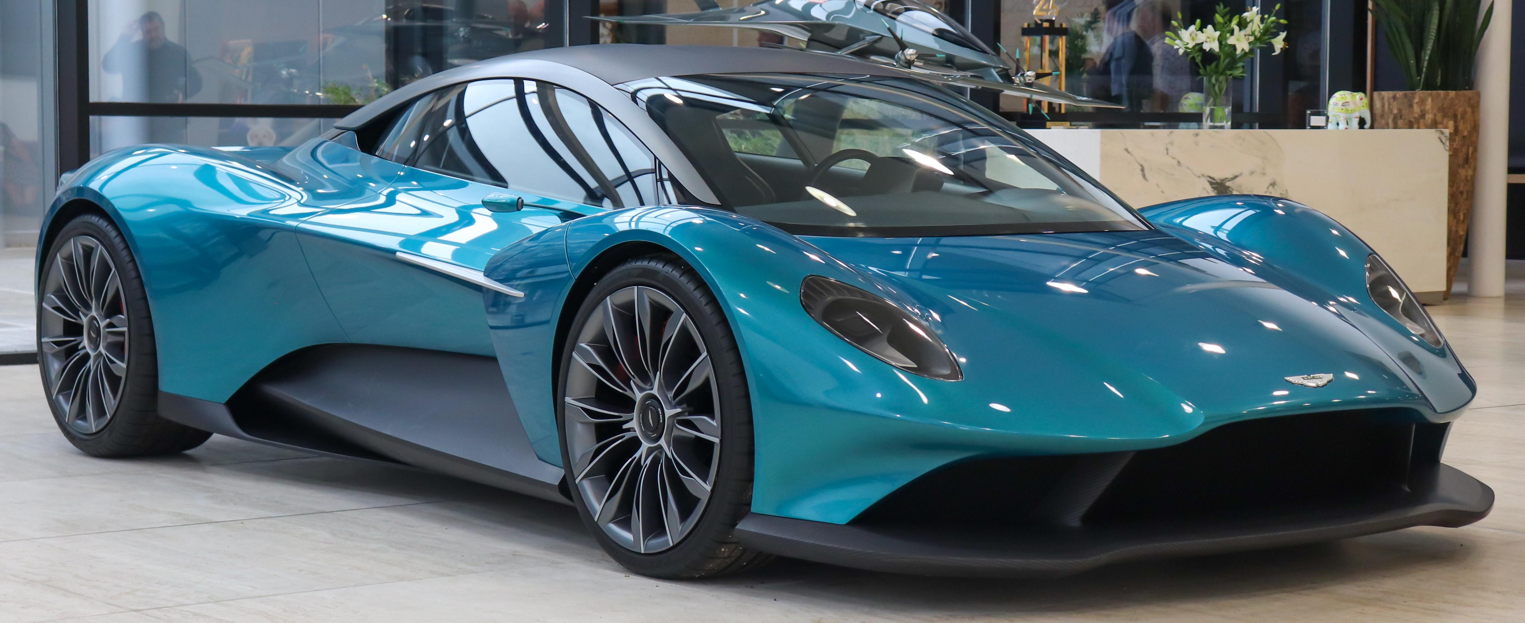 File 2019 Aston Martin Vanquish Vision Concept 6 5 Jpg Wikipedia