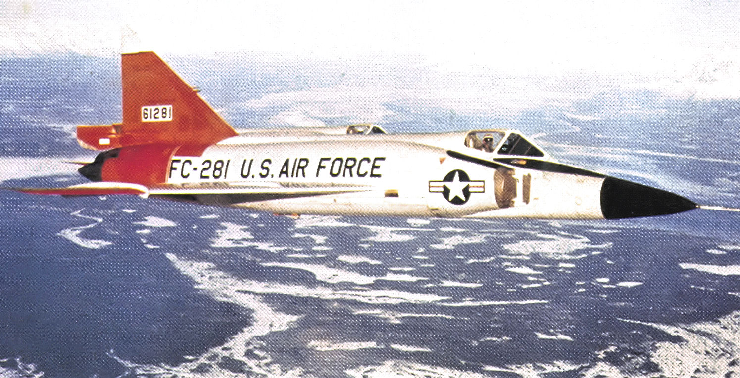 File:31st Fighter Interceptor Squadron Convair F-102A-75-CO Delta Dagger