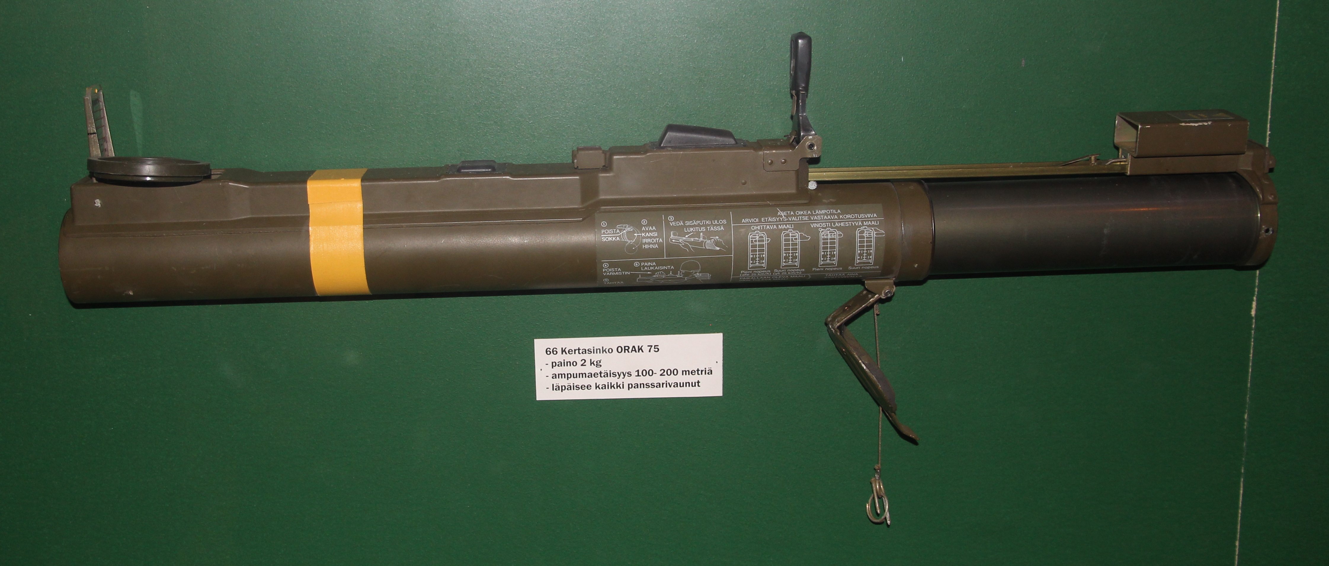 m72 law rocket launcher gun - photo #24