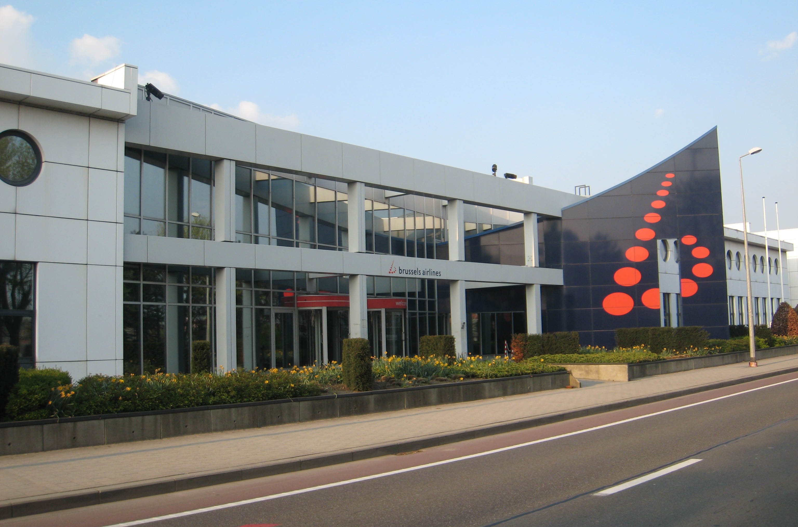 File wikimedia commons - Brussels airlines head office ...