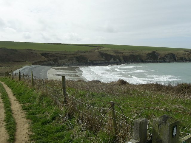 Abermawr beach - geograph.org.uk - 1276387
