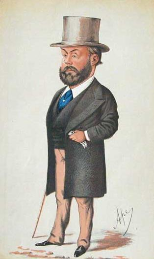 English: Chromolithographic caricature of Mr A...