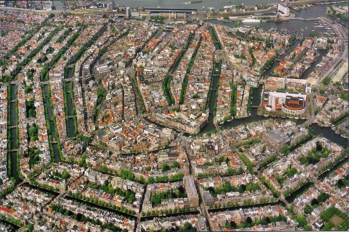 美しいアムステルダム