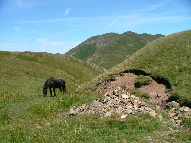 Angle Tarn Path - geograph.org.uk - 204215