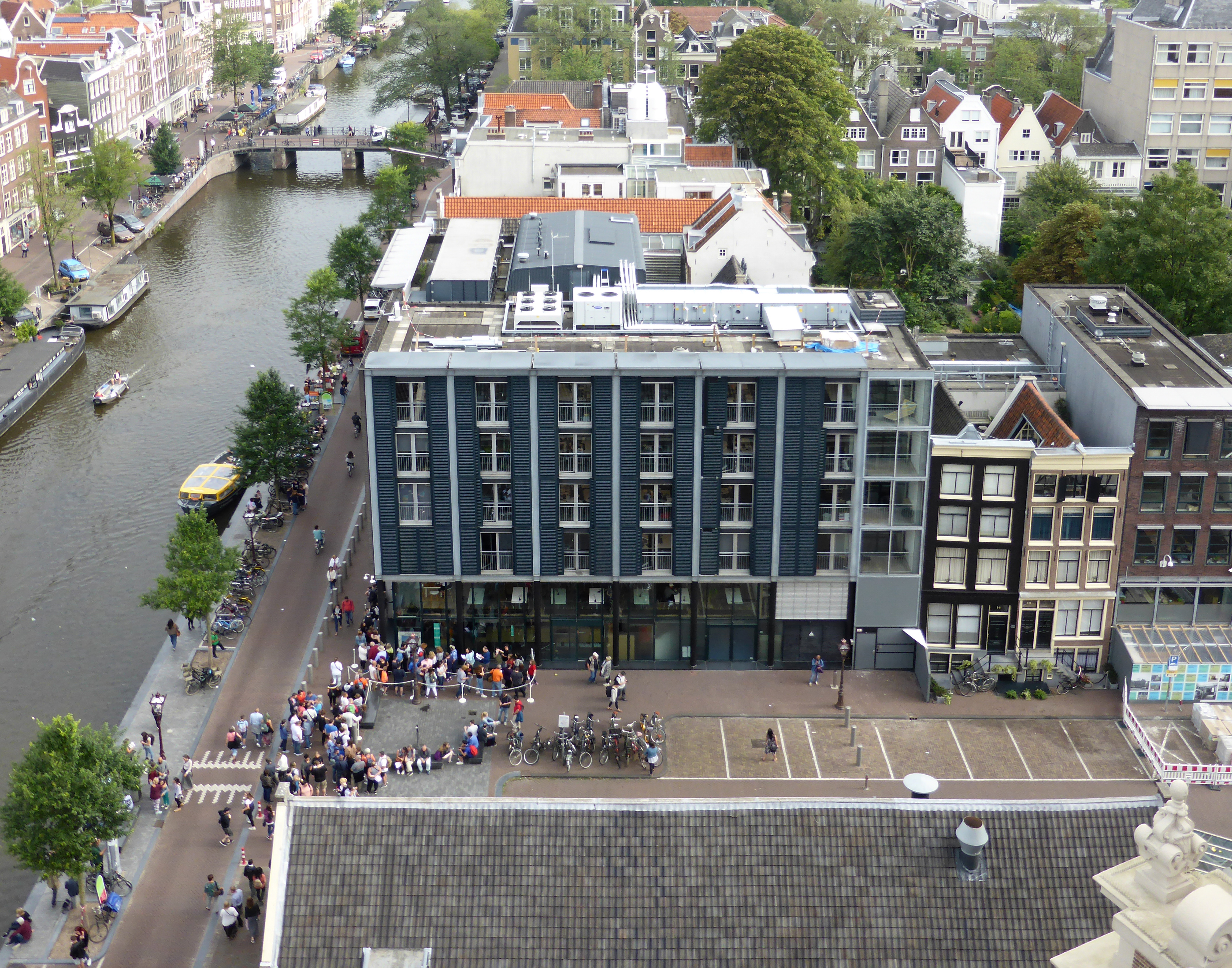 File Anne Frank Haus Amsterdam 4 Wikimedia mons