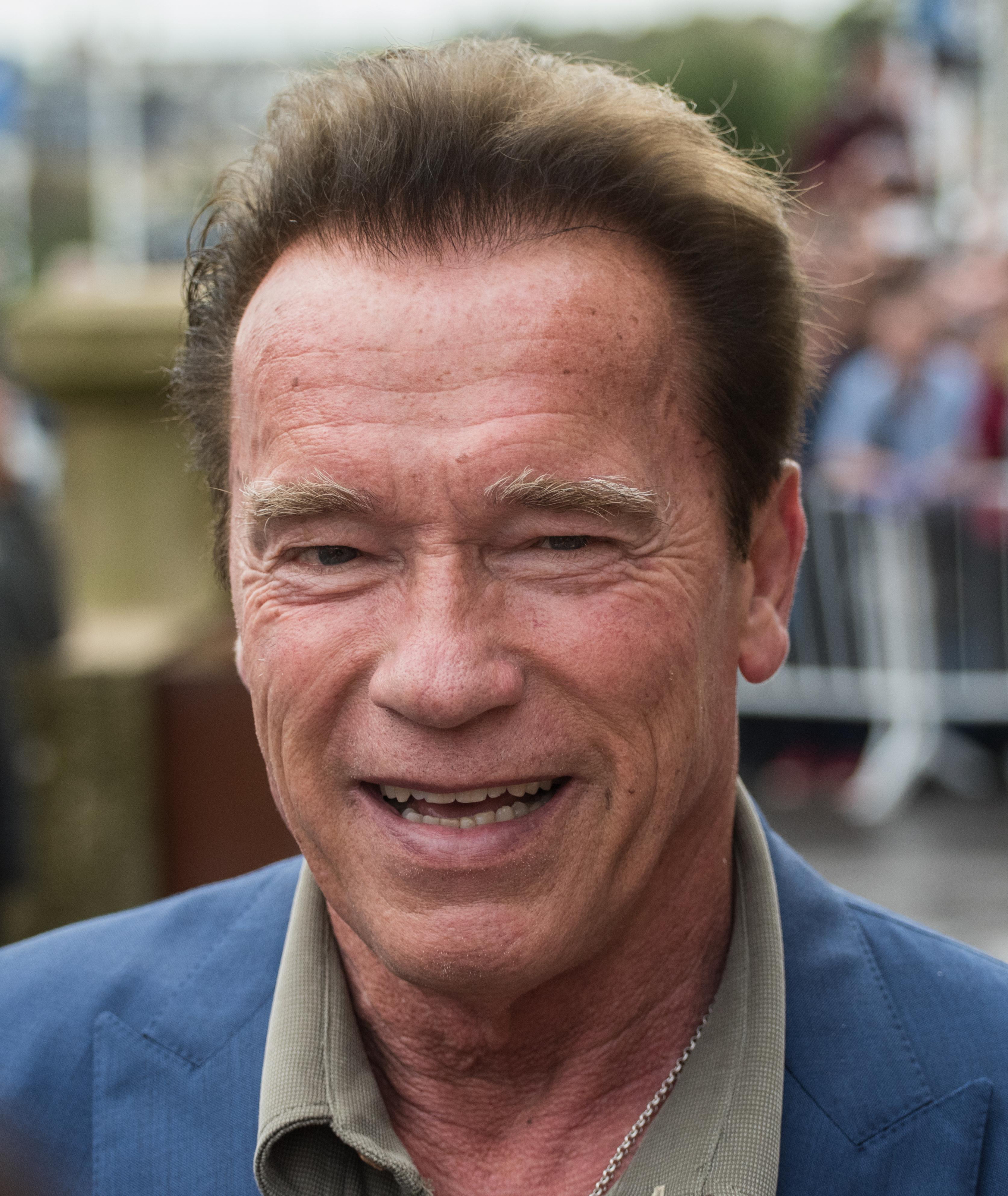 Arnold Schwarzenegger - Wikiwand
