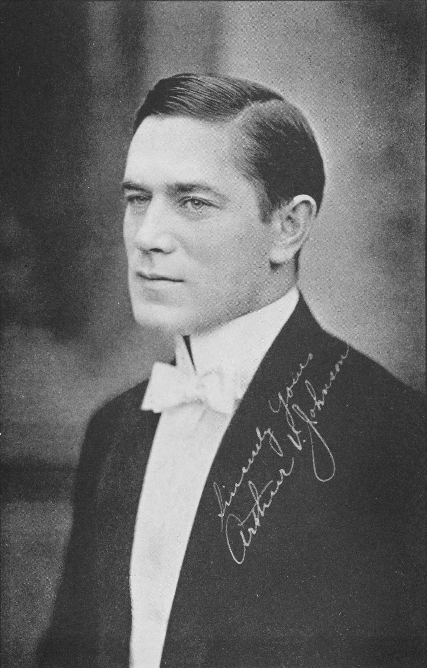Arthur V . Johnson