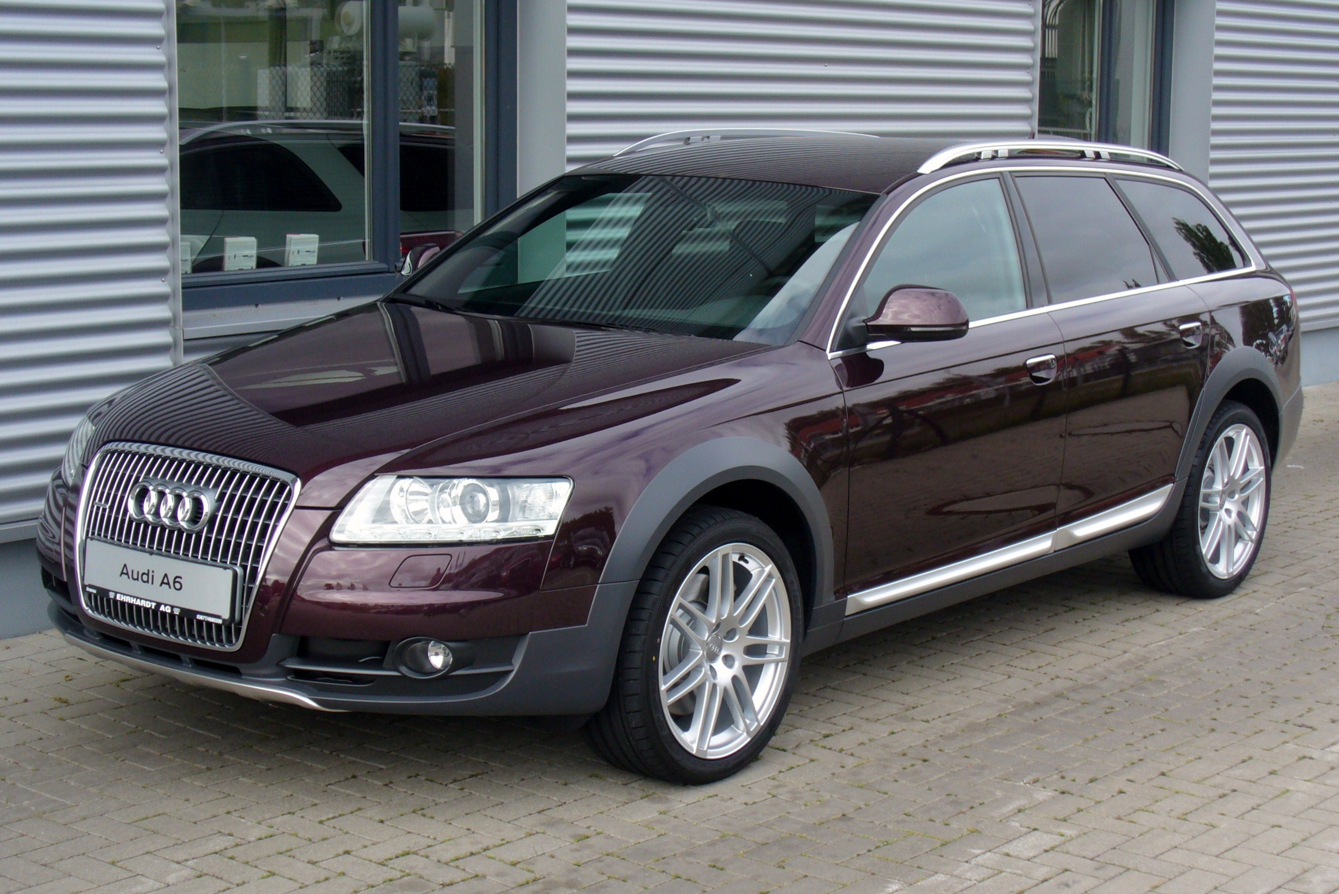 file audi a6 allroad 3 0 tdi quattro tiptronic. Black Bedroom Furniture Sets. Home Design Ideas