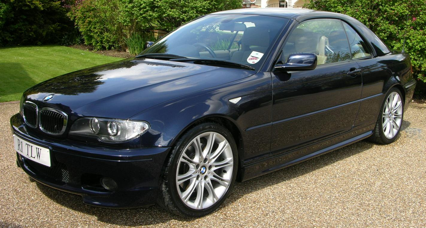 File Bmw 330ci Sport Convertible Flickr The Car Spy