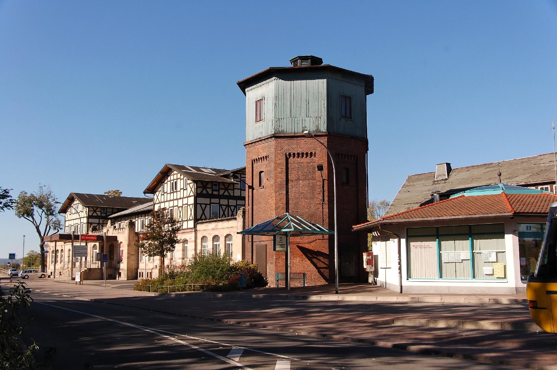 Bahnhof Bad Salzungen - Wikiwand