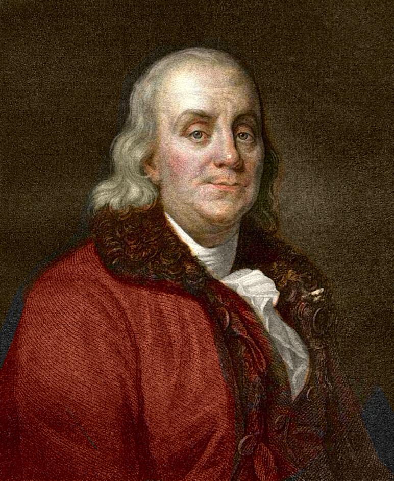 File:Benjamin Franklin Coloured Drawing.png - Wikimedia ...