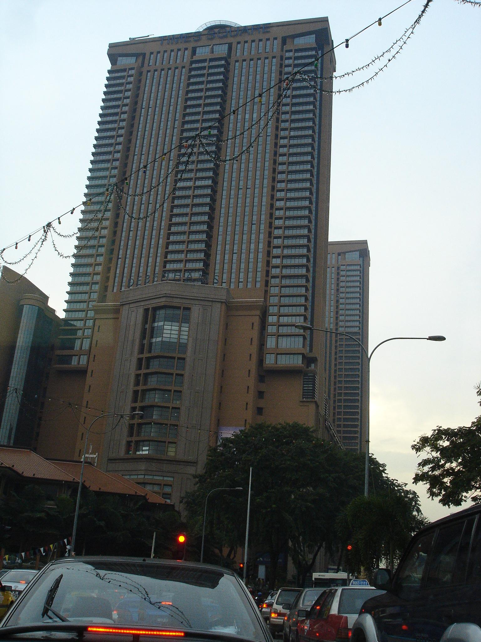 Berjaya Times Square Apartment For Rent
