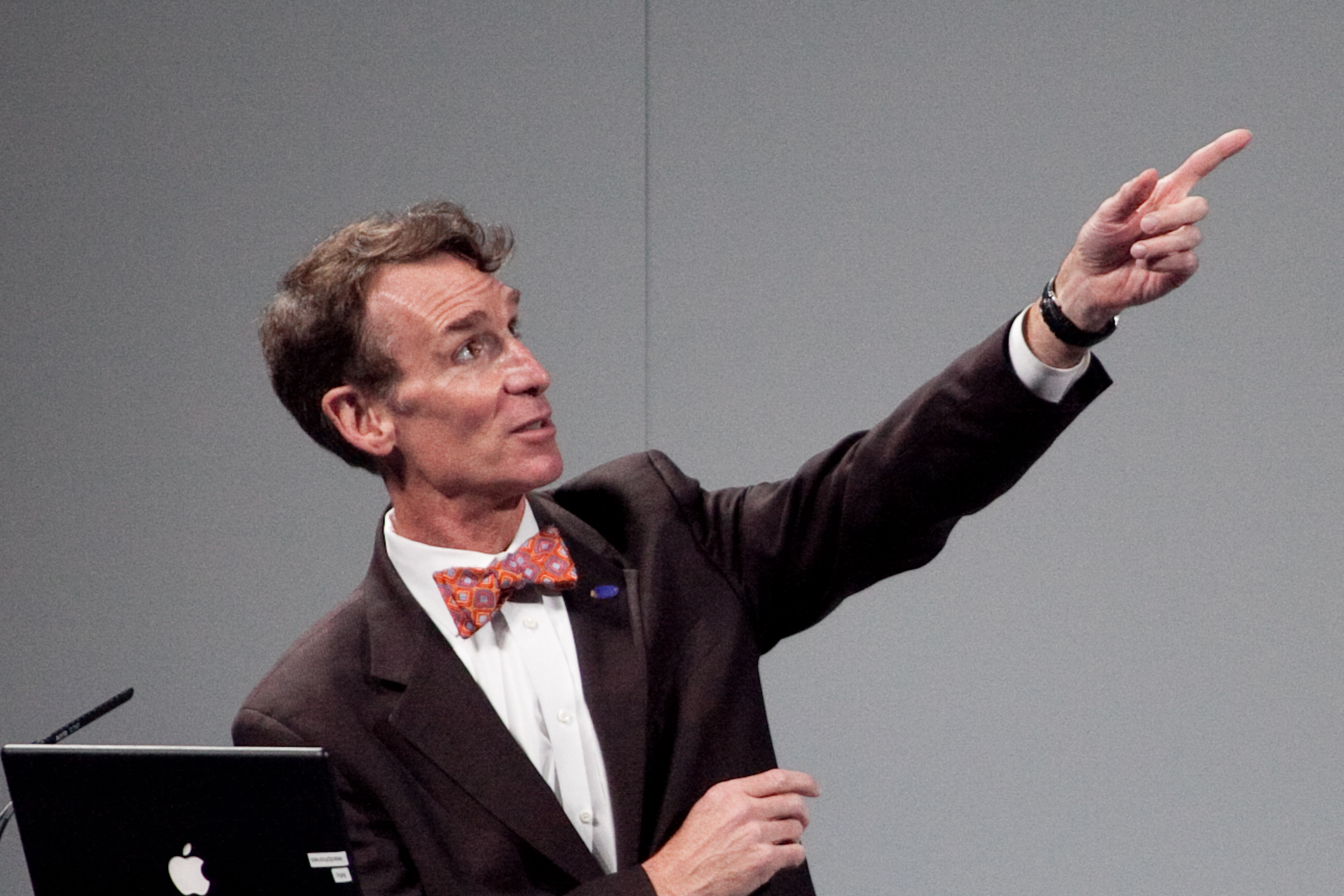 Sarah Palin - Bill Nye the Science Guy