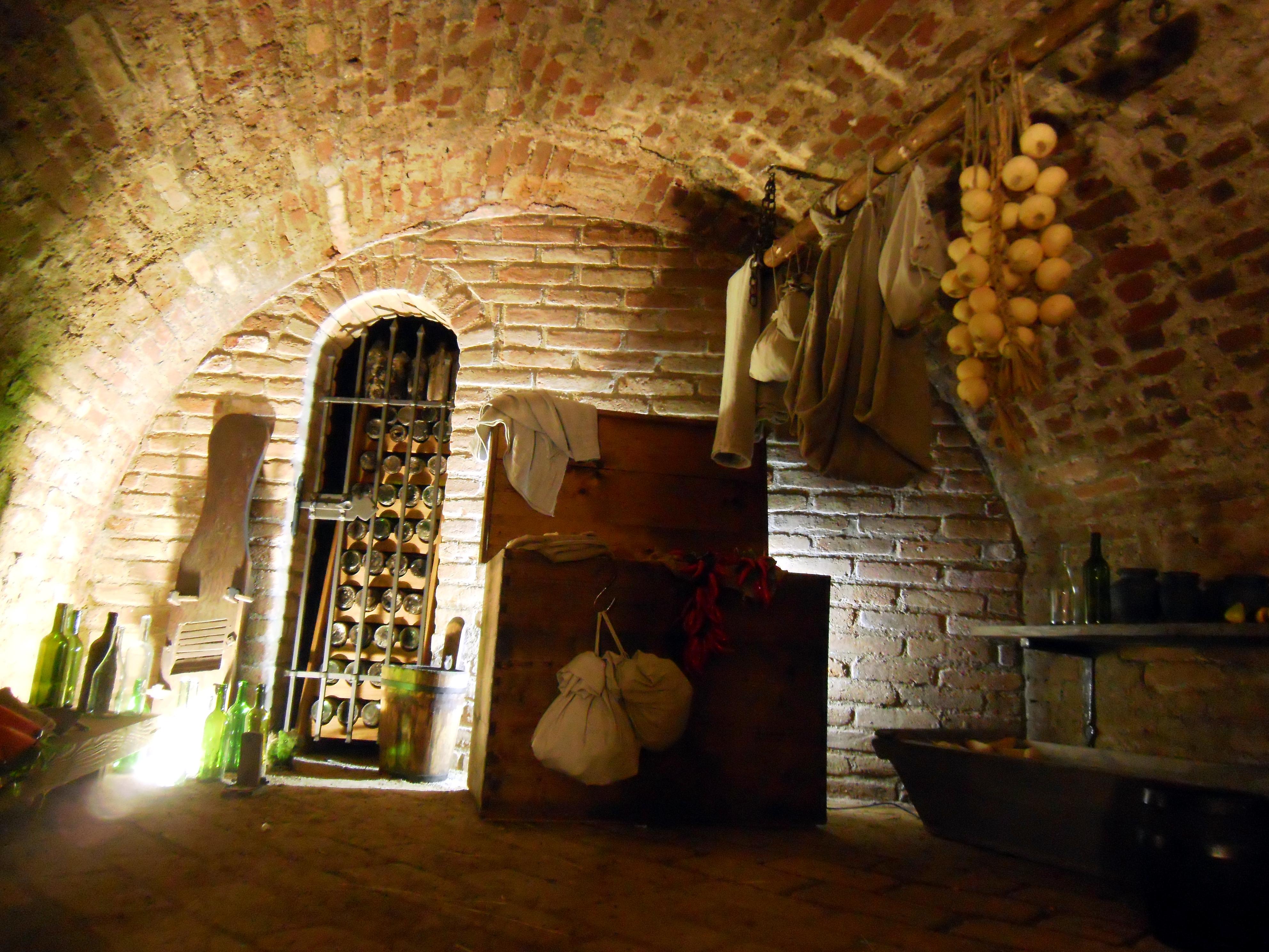 Underground Food Storage Ideas