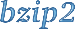 Image illustrative de l'article Bzip2