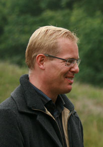 Carl Holst og Kristian Jensen Skamlingsbanken (cropped to Carl Holst).jpg