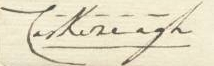 Castlereagh signature.jpg