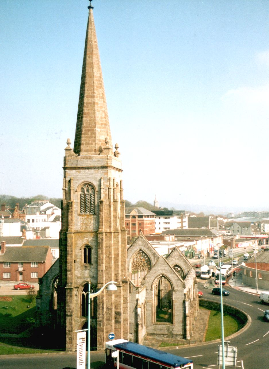 Charles Church, May 2002