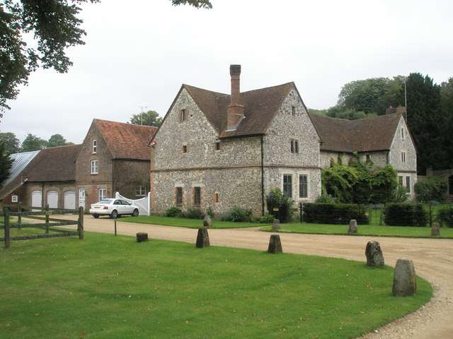Chawton Manor - geograph.org.uk - 936449