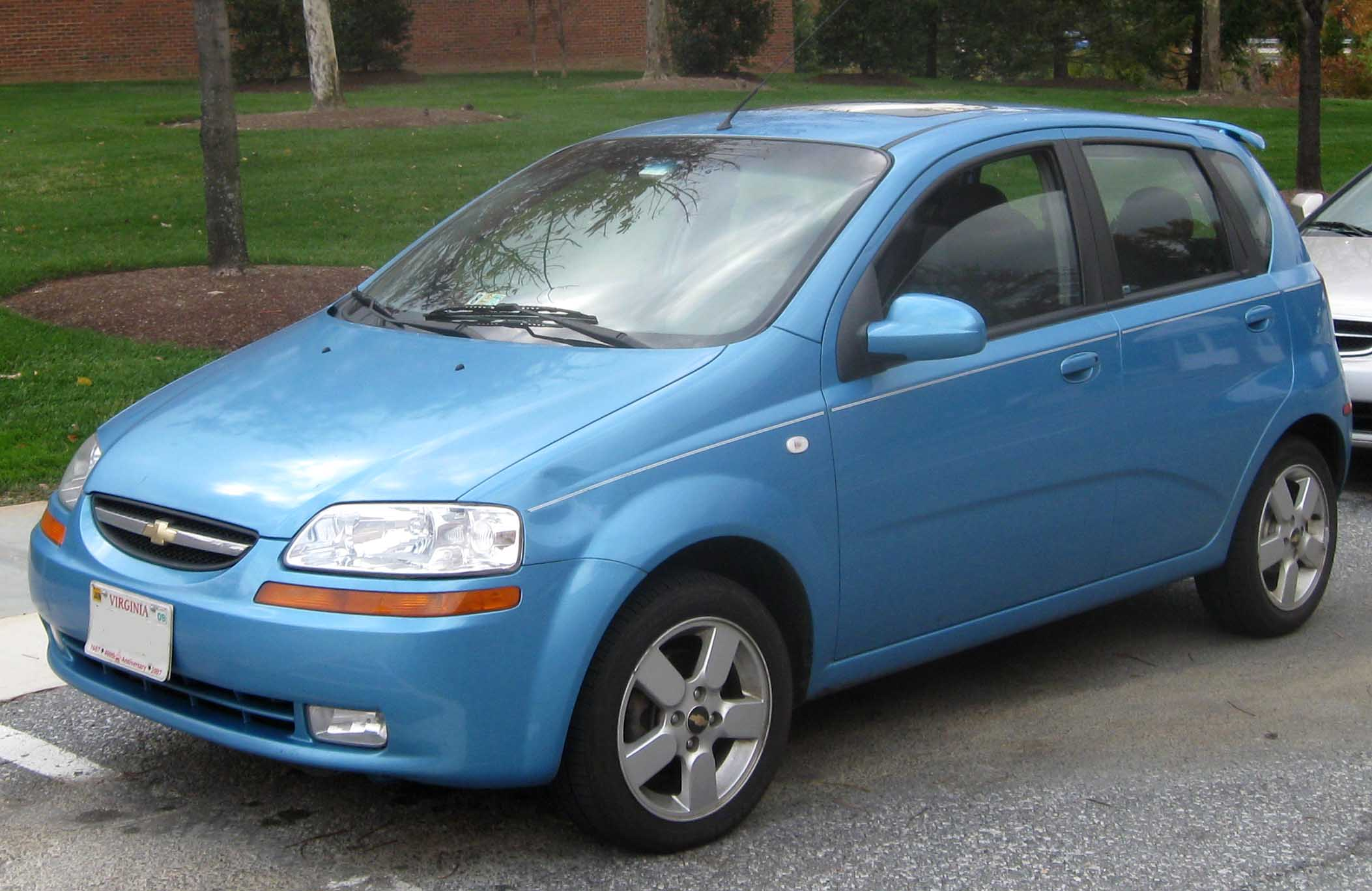 Chevrolet Aveo T200 Wikipedia 2004 Trailblazer Fuse Box Location