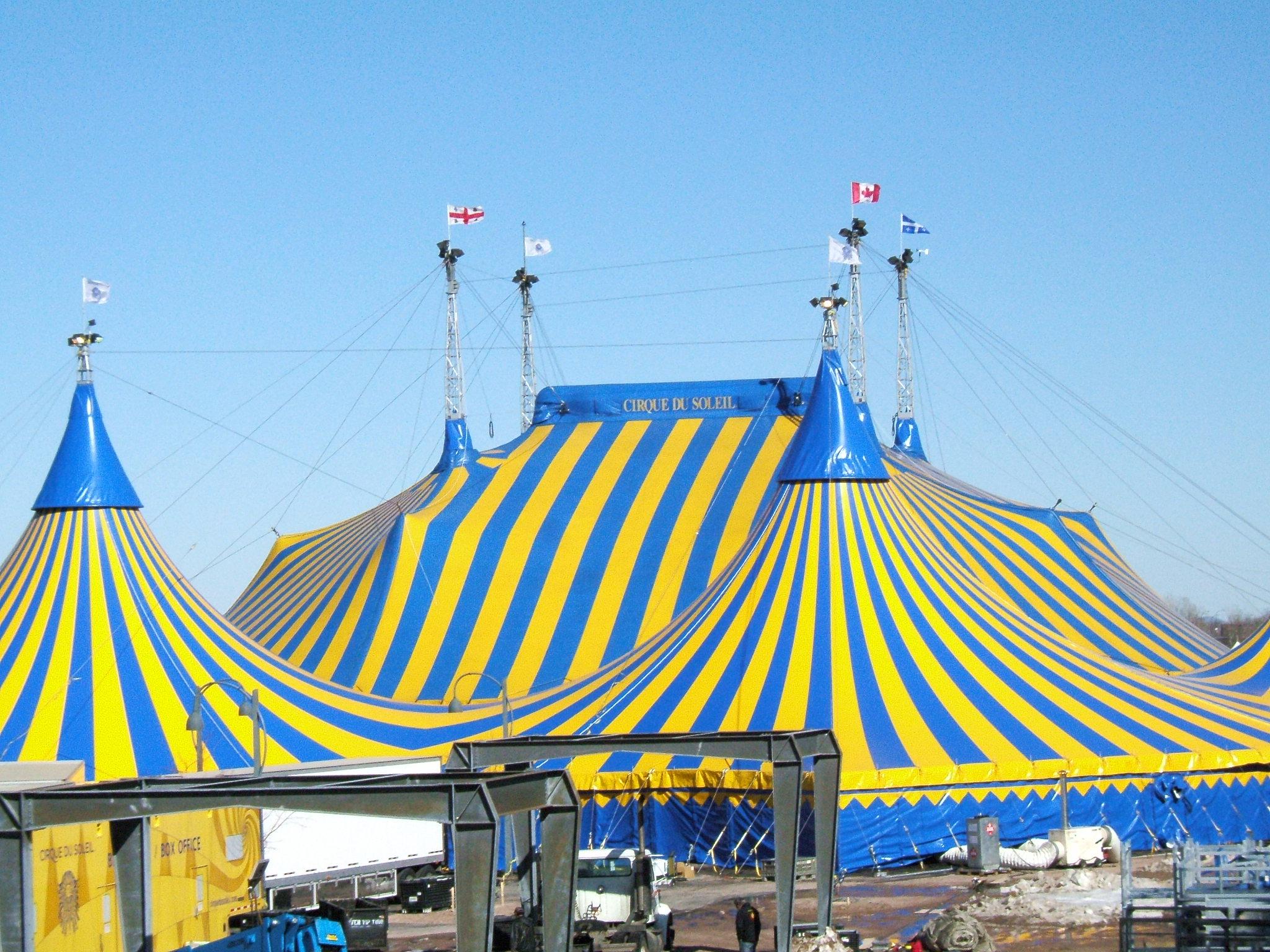 Cirque du Soleil - Wikipedia, la enciclopedia libre