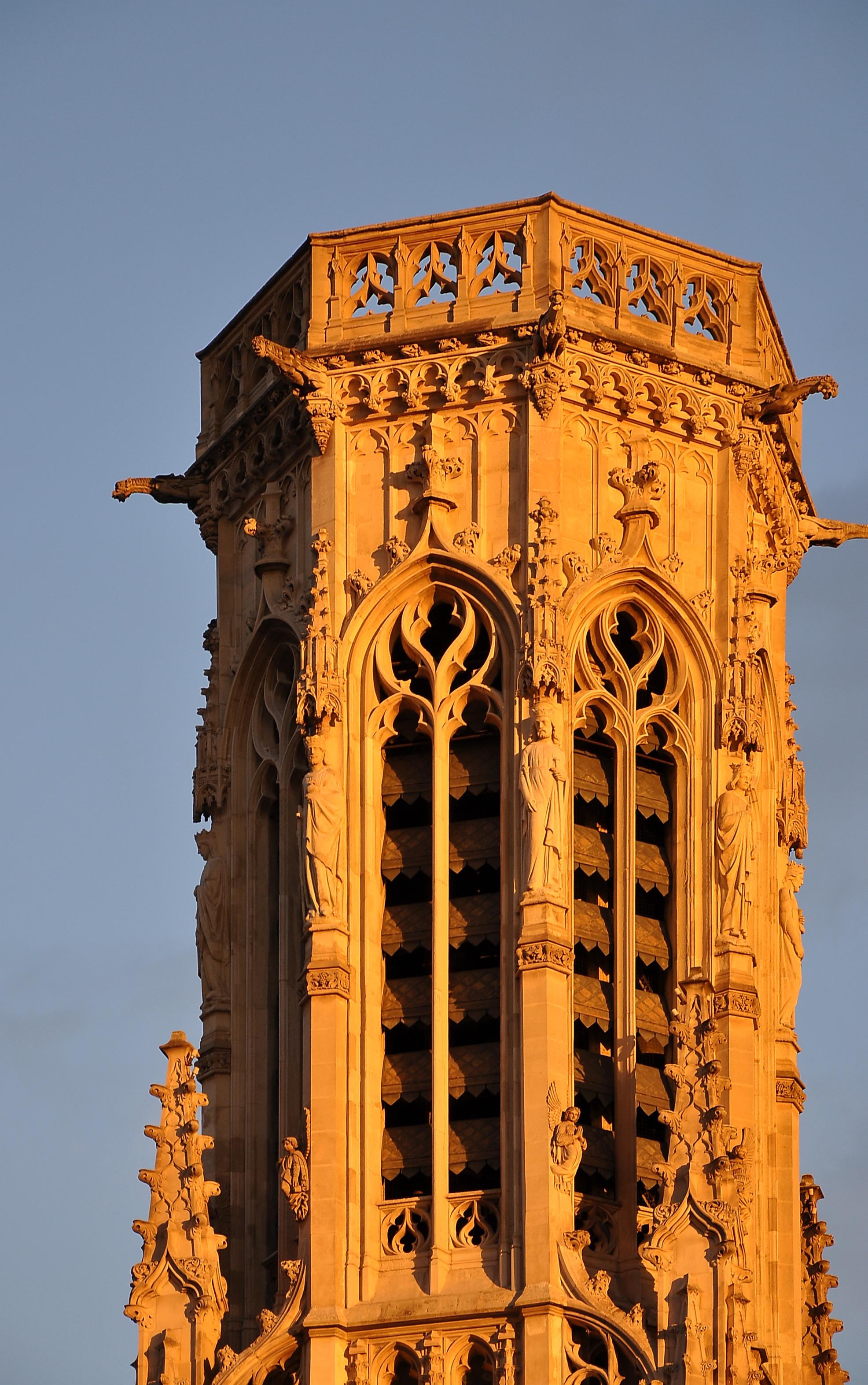 Narbonne Version 3 1: File:Clocher De L'Église Saint-Germain-l'Auxerrois De