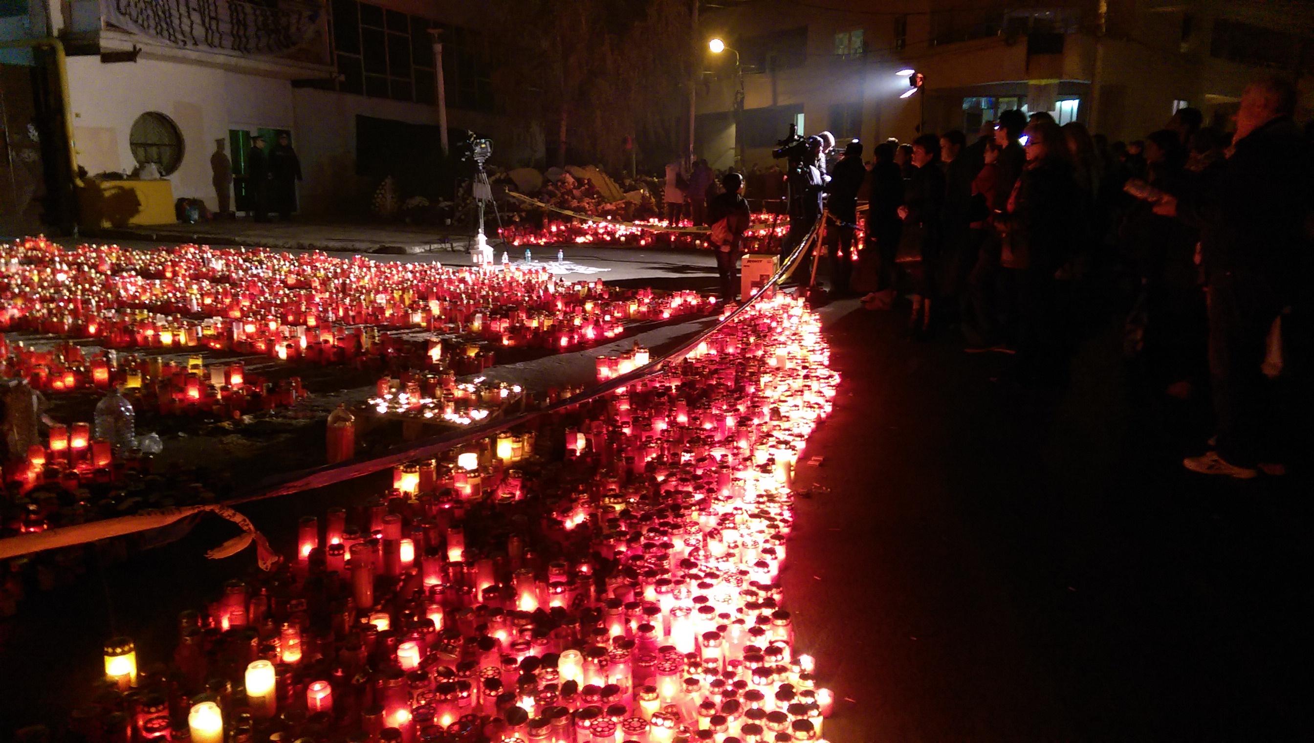 Update- Unprecedented tragedy: Nightclub fire kills 32 ...  |Colectiv