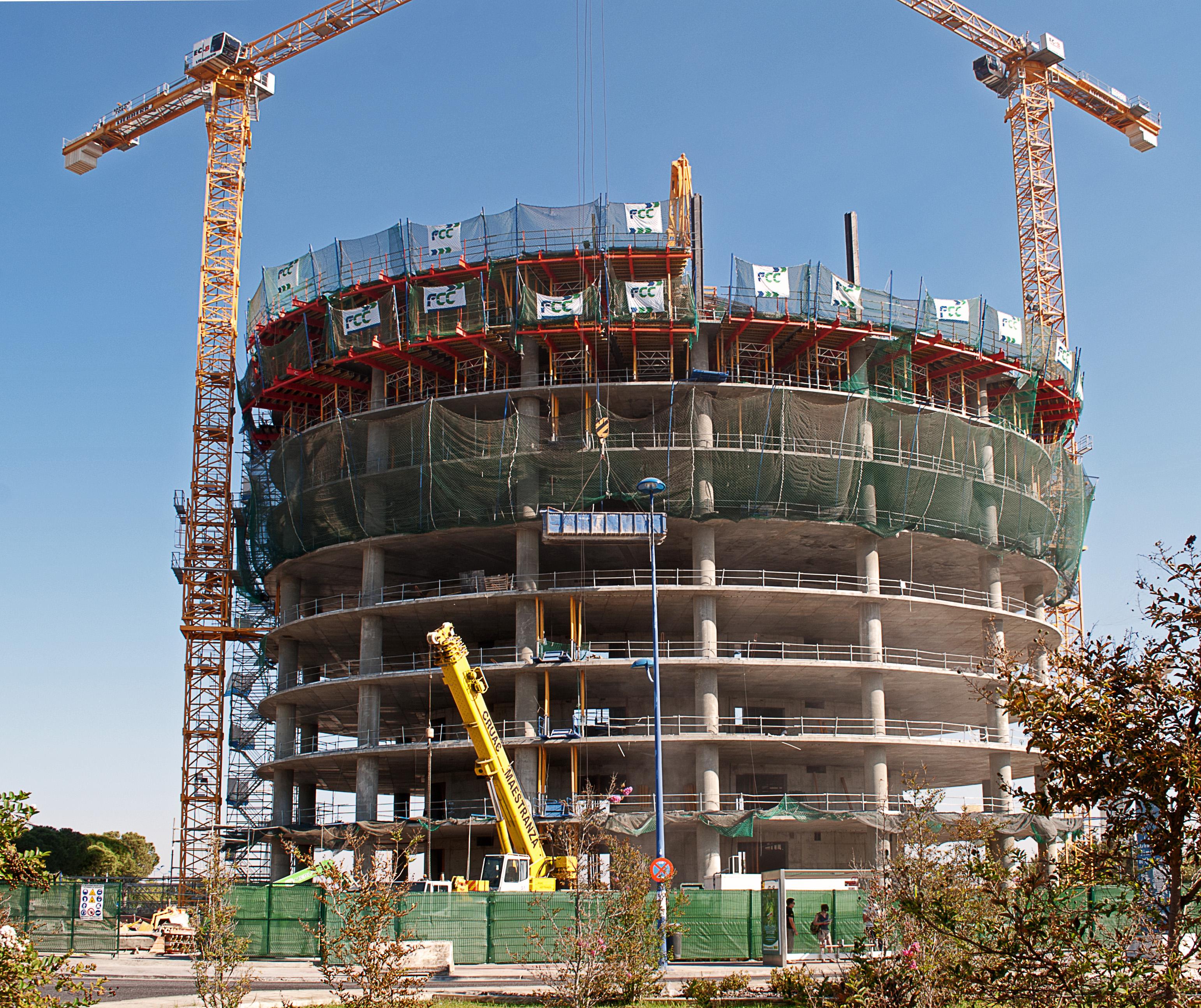File Construccion Torre Pelli 2011 002 Jpg Wikimedia Commons