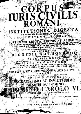 corpus iuris canonici online dating