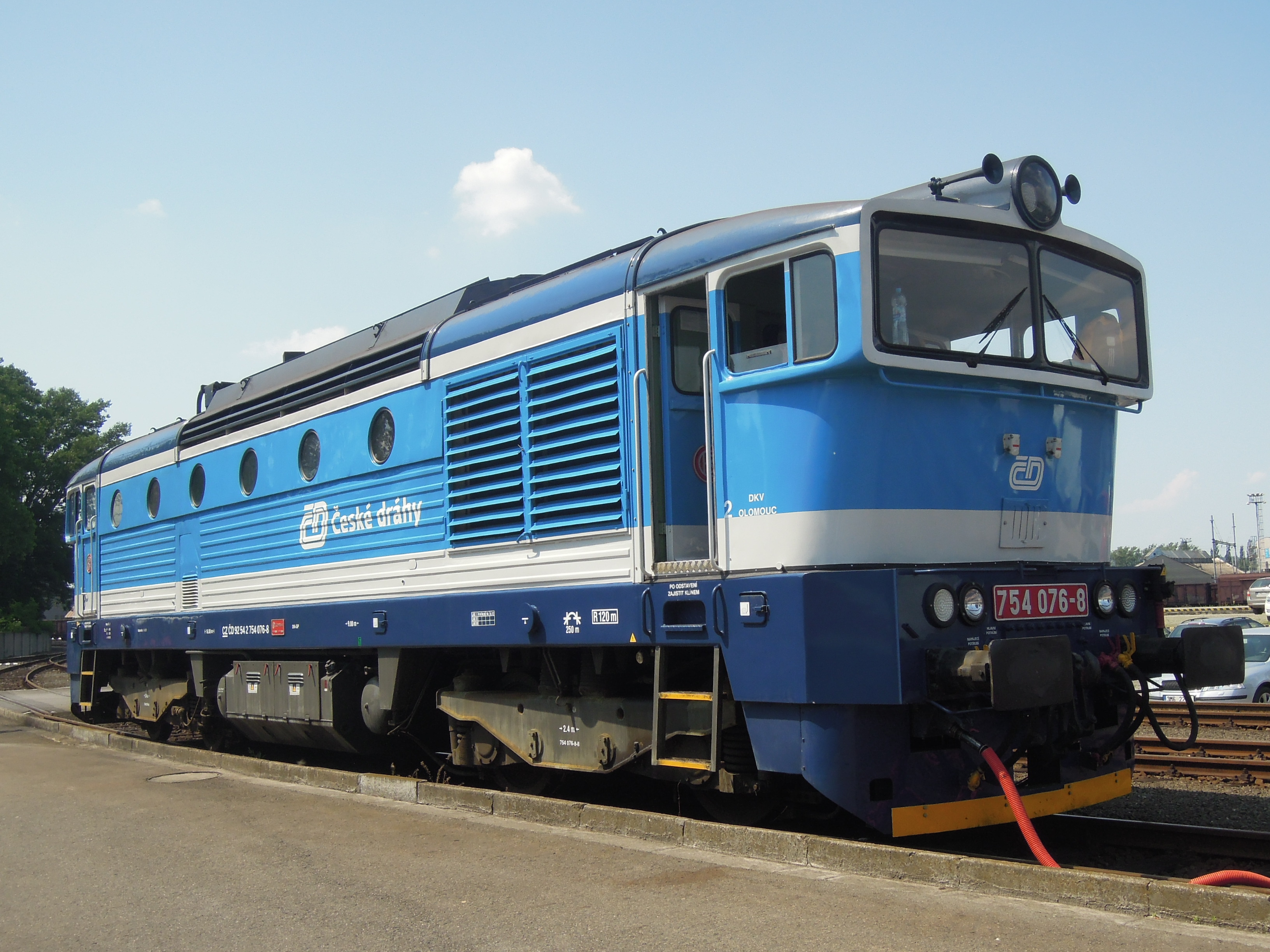 File:Czech Raildays 2013, ČD 754, 754.076.jpg
