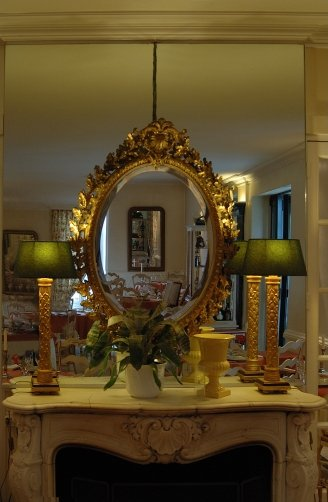 Miroir di Christophe Moustier