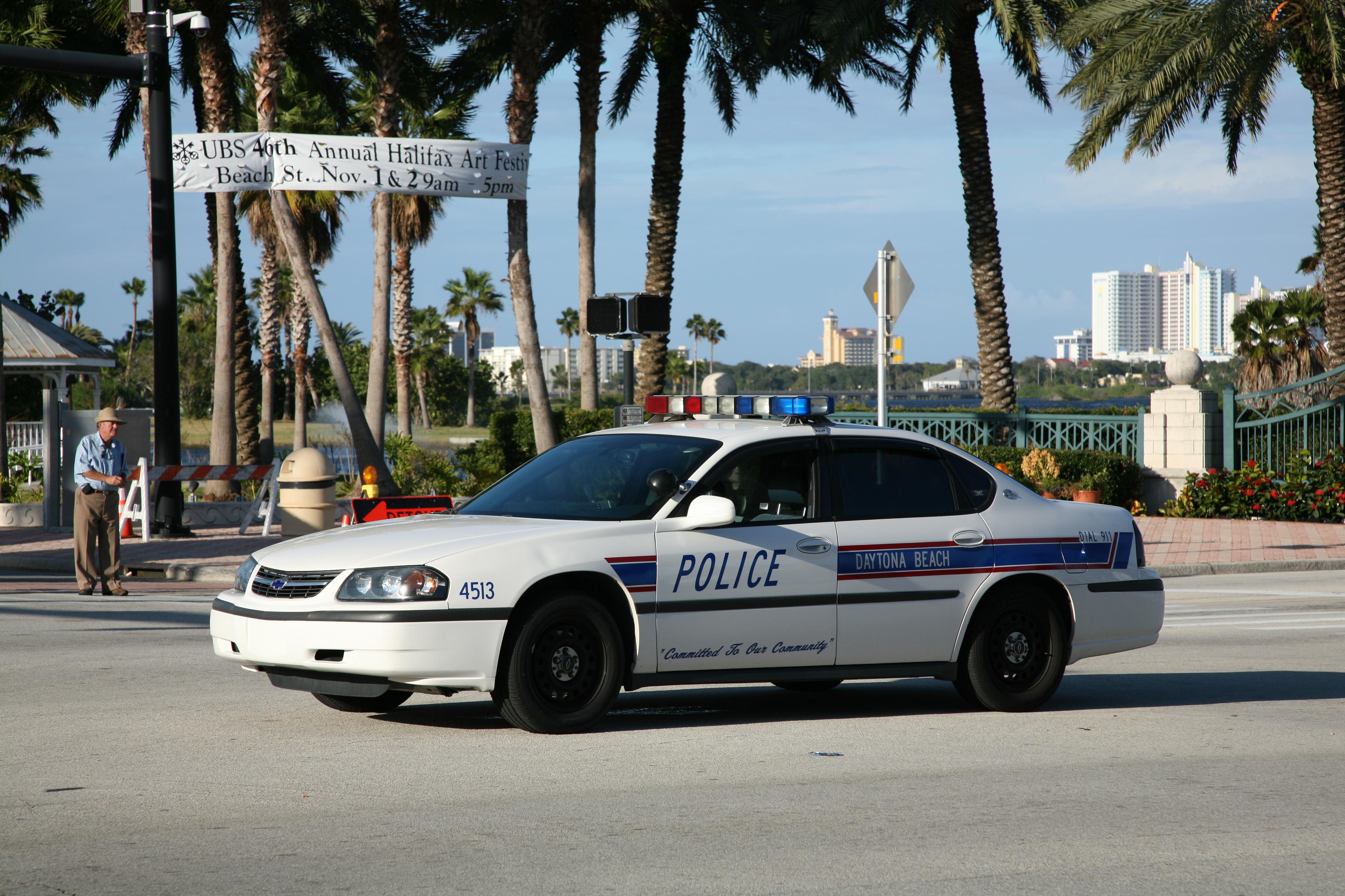 Daytona Beach Police Department - Wikipedia