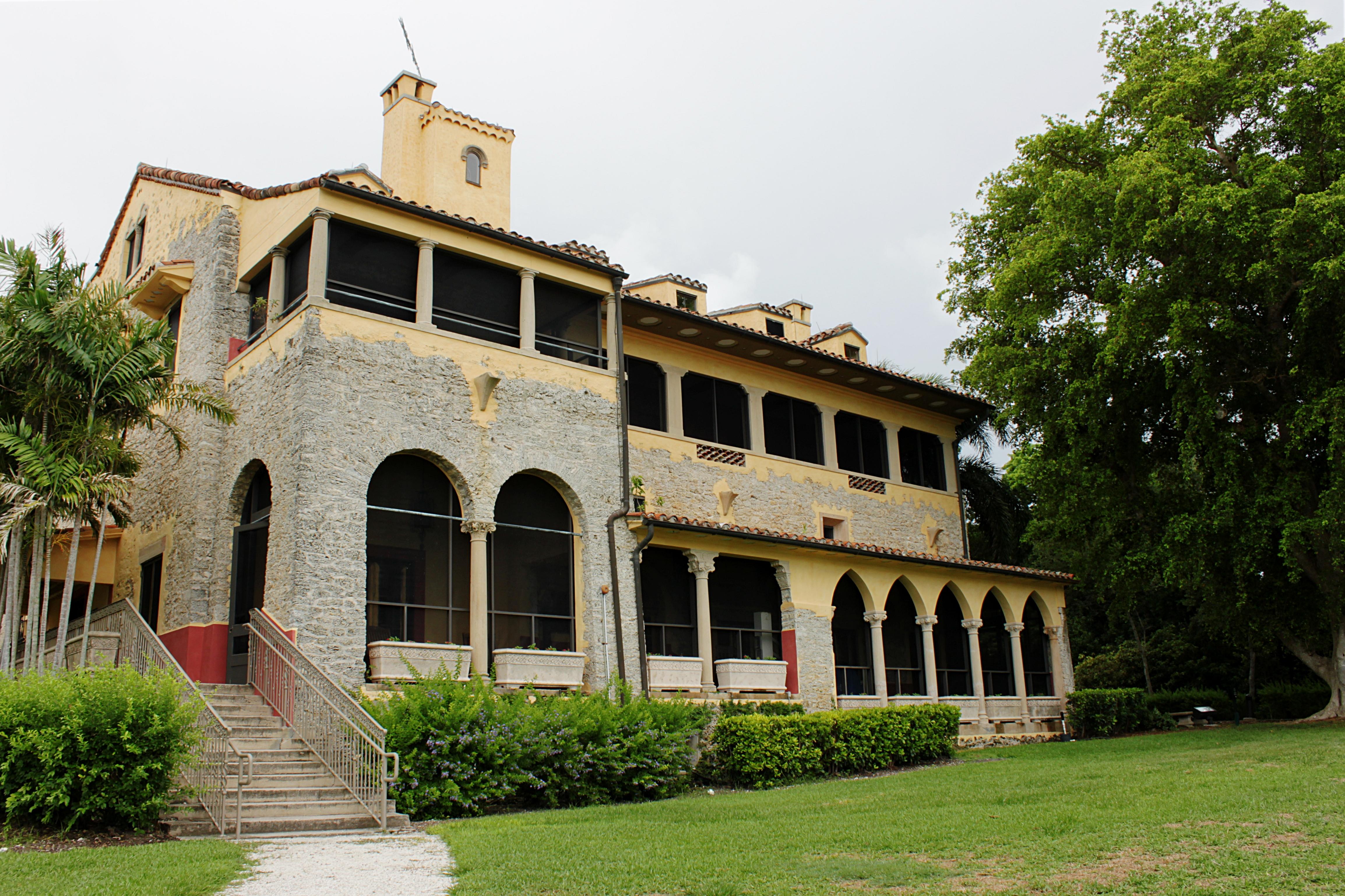 Deering Estate - Stone House.JPG