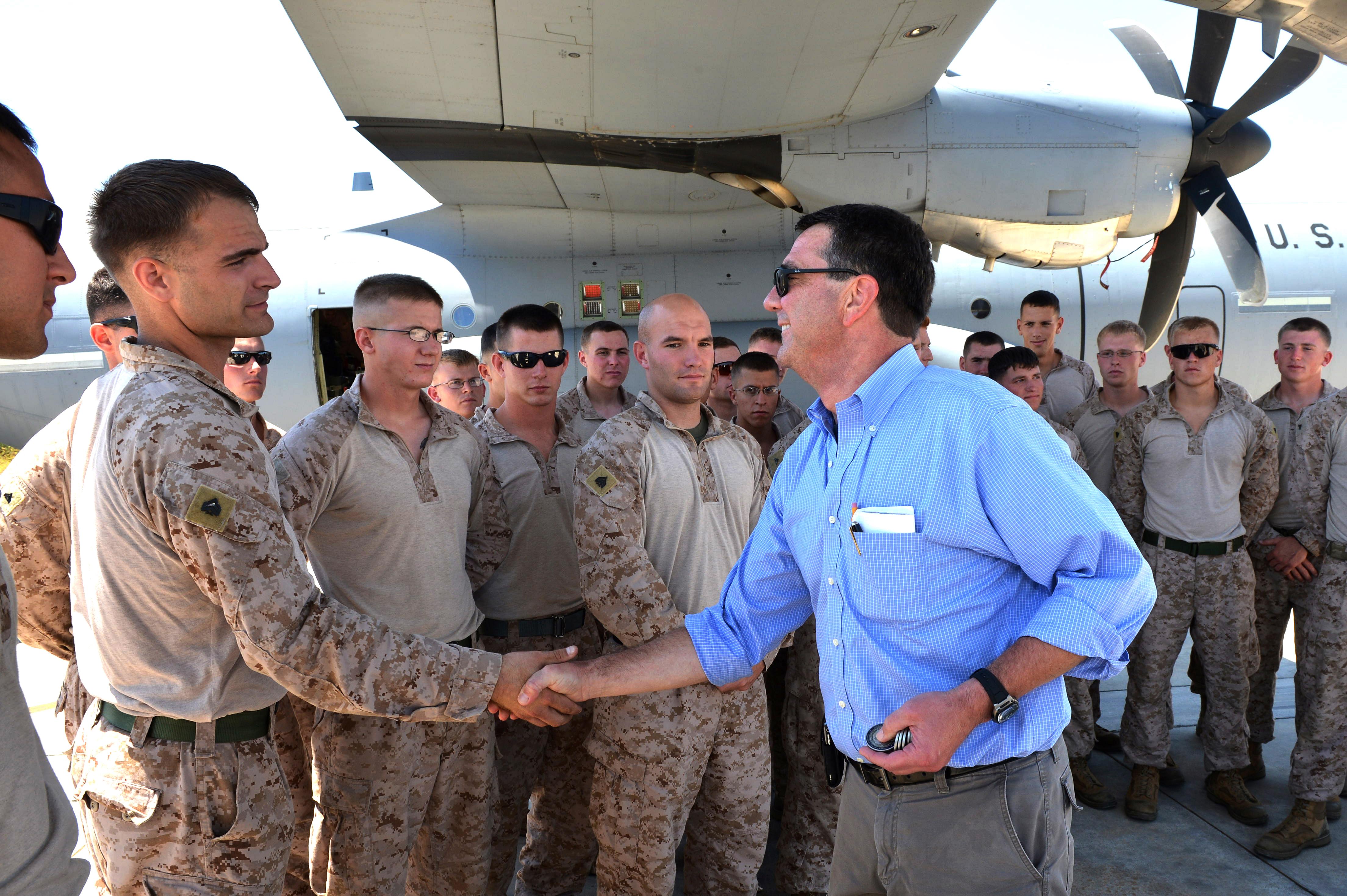 File:Deputy Secretary of Defense Ashton B. Carter talks ...