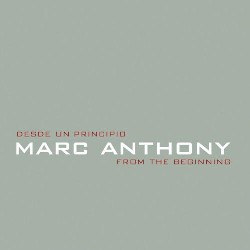 <i>Desde un Principio: From the Beginning</i> 1999 greatest hits album by Marc Anthony
